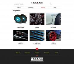 JulianVelez_Portfolio-WEB_MullerPerformance-ShopOnline