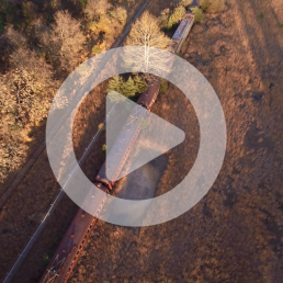 JulianVelez_Portfolio-VIDEO_Trainspotting-Exploring_AerialDrone
